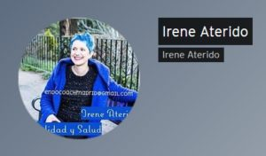 Irene Aterido, sexóloga, en Ivoox podcasts