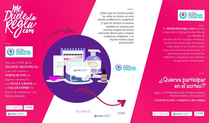 Higiene menstrual