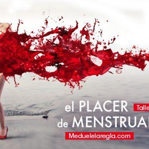 El Placer de Menstruar Taller online ciclo menstrual